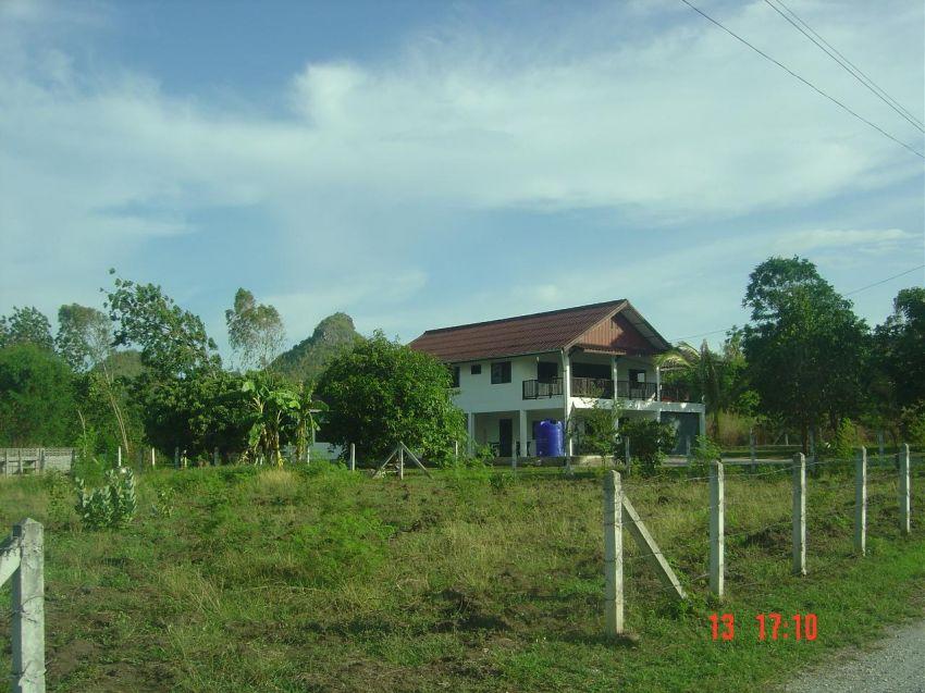 1 Rai located 1 km from Rajabhat University