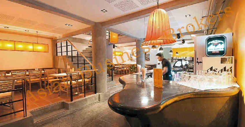 0109010 Silom Tapas Restaurant for Sale