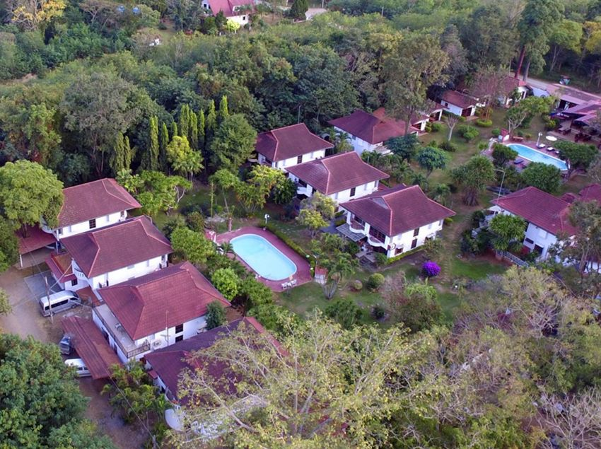 Affordable entry house in Khao Yai