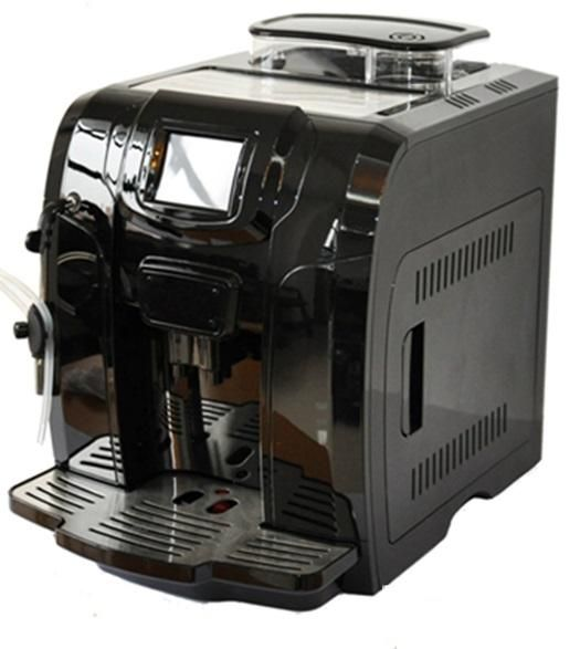 Fully Automatic Coffee machine with grinder & display