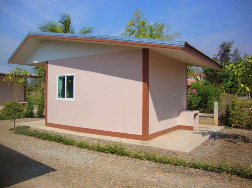 Land with 8 Bungalows for Sale Chaiyaphum