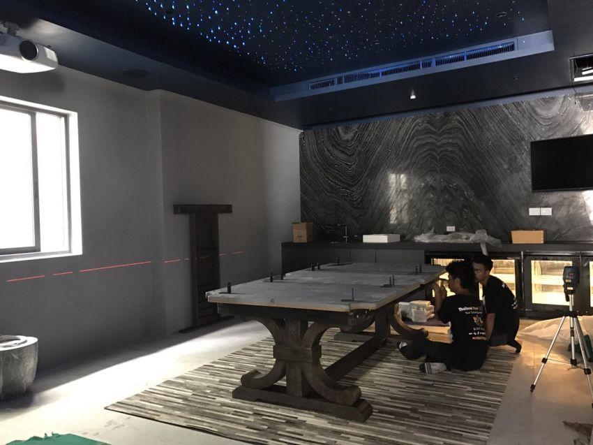 Change Cloth Pool / Snooker Table