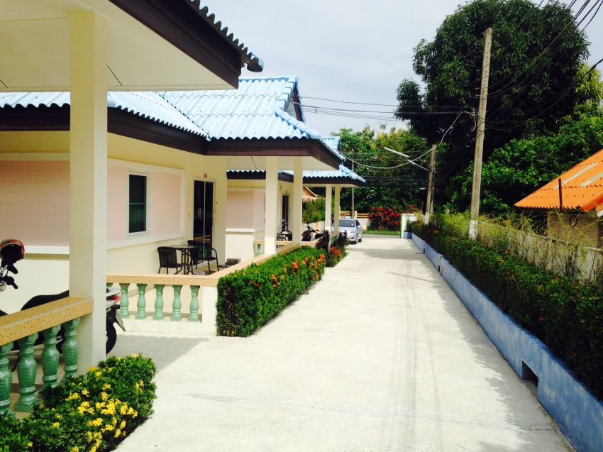A small 2 bed resort for sale in Nai Hand