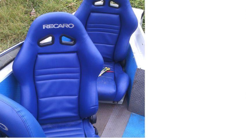 1 set Car bucket seat RECARO left and right