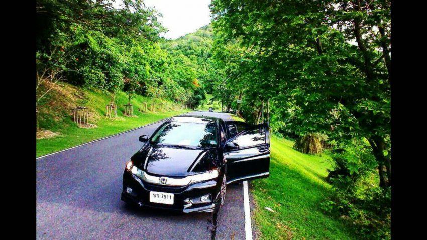 RENTAL - Honda City Sport Model 2015 499 Baht/day