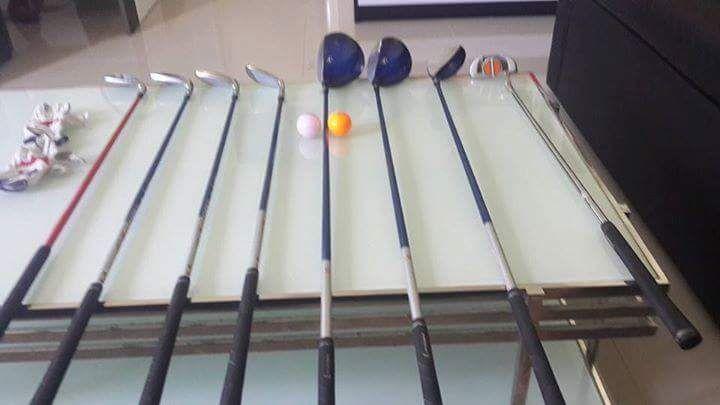 Golf clubs set for kids