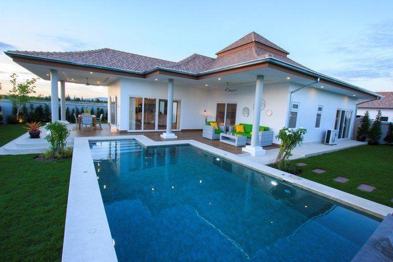 Exclusive new building Pool Villa Soi 112 Hua Hin