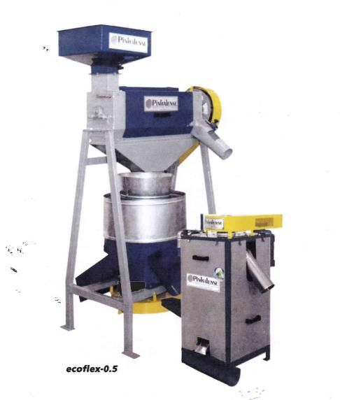 Coffee Processing Machine Brazil - Pinhalense Ecoflex 0.5