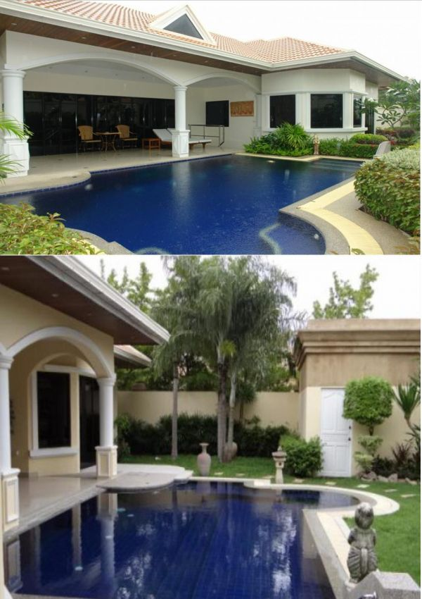 Villas for sale Bargain Prices and Financing Jomtien beach.