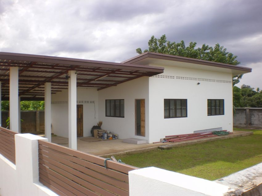 Special Opportunity: New built 2-bedroom house