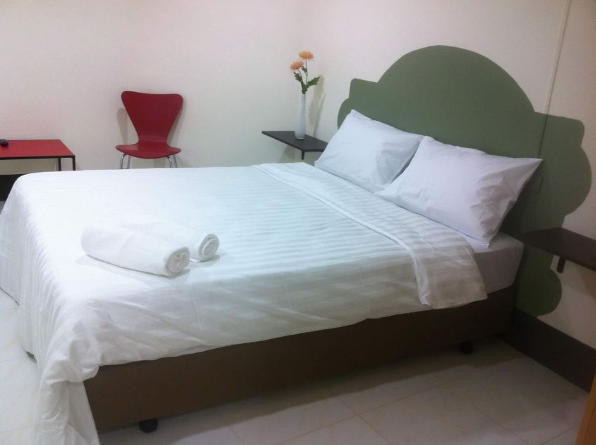 Accommodation 600/N Heart Of Udon Thani City