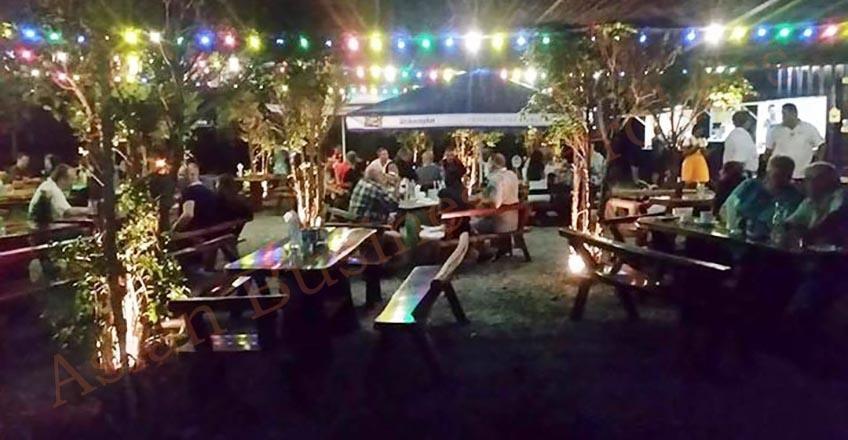 1202055 Beer Garden on 1-Rai Khao Talo