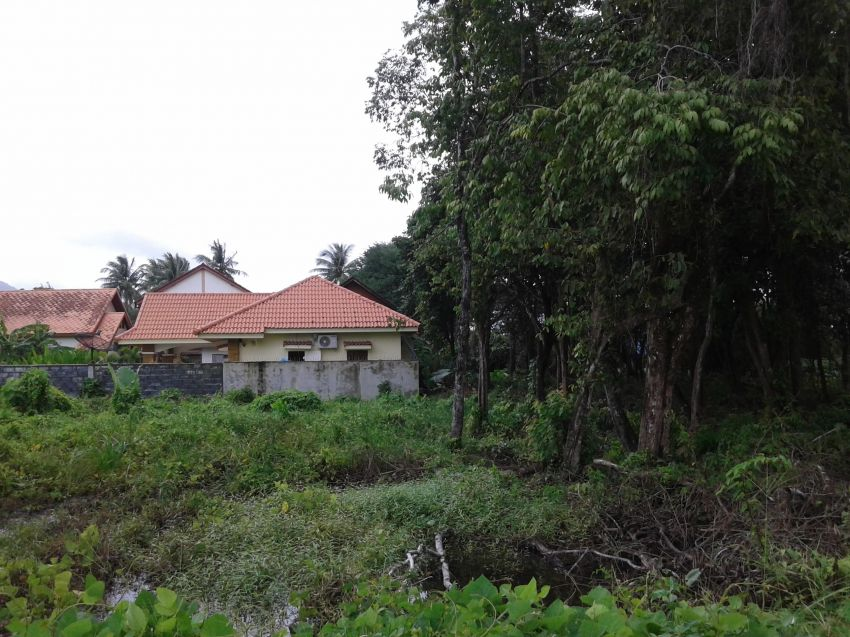 Good Location Land For Rent Behind Laguna Golf