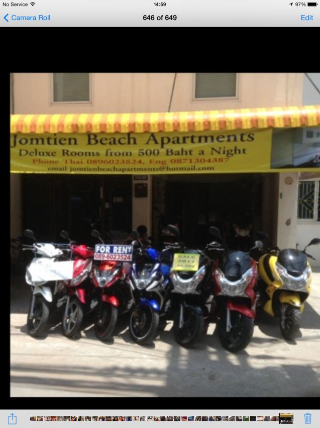 Apartments/ Motorbike Rentals/ Sales Business For Sale