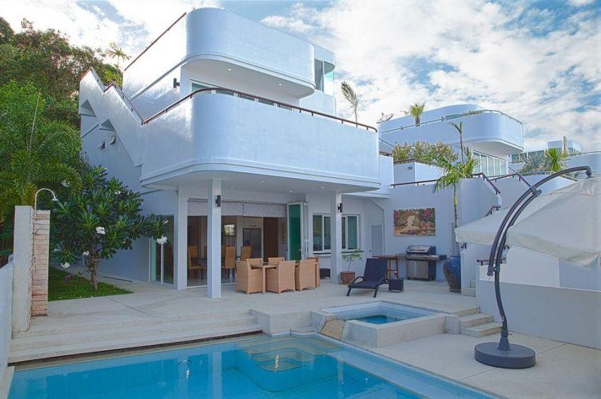 Modern style pool villa Chalong