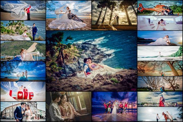 Pre Wedding Photoshoot Phuket