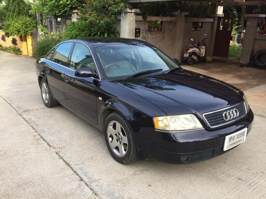2001 Audi A6 2.4