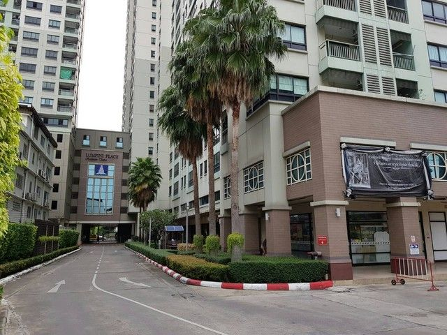 For Sale or Rent Lumpini Place Ratchada-thapra