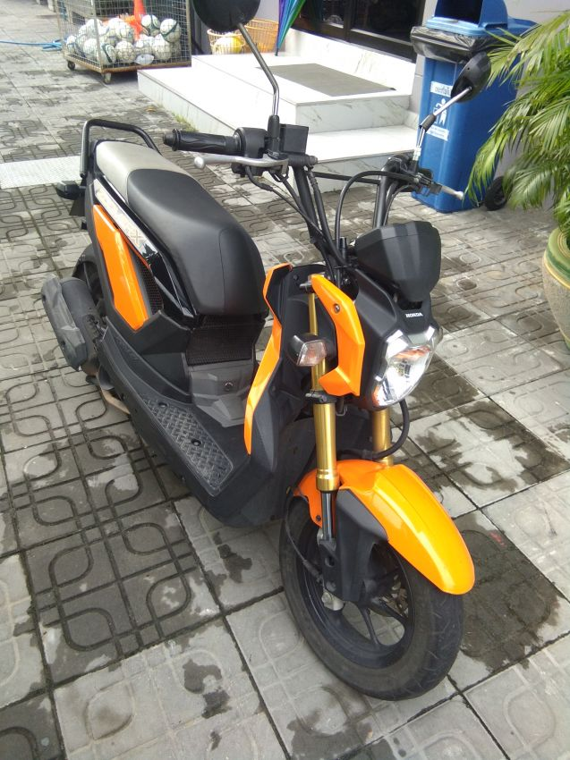 Zoomer X Excellent Condition 2014