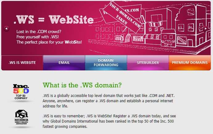 Bangkok.ws  Premium Domain name