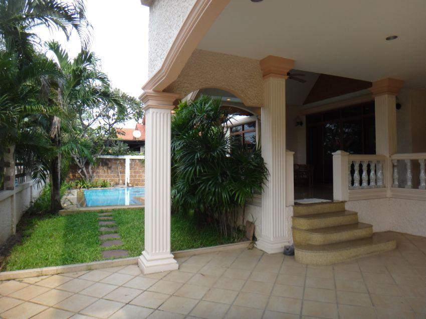 NPC Jomtien Pattaya Villa for Rent