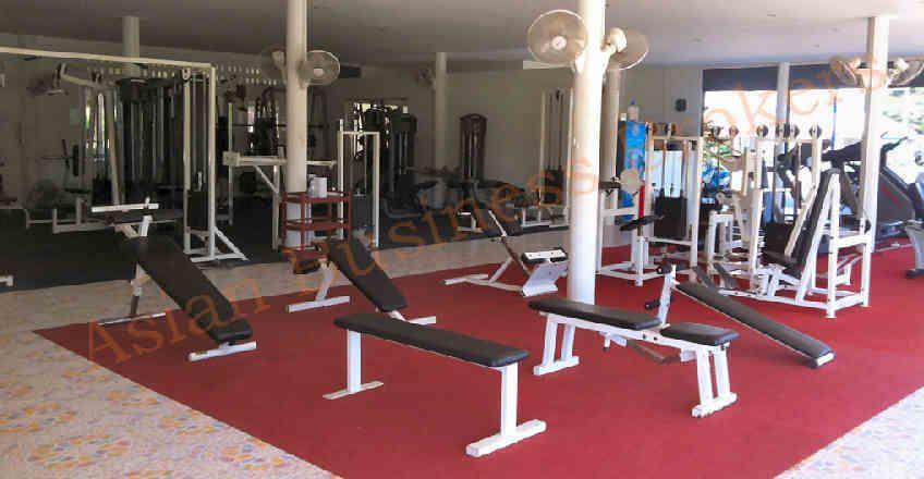 5007006 Hua Hin Gym and Fitness Center