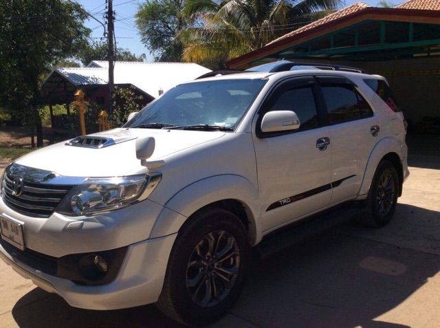 Cheap Car Rental Pattaya Best Prices on Fortuners
