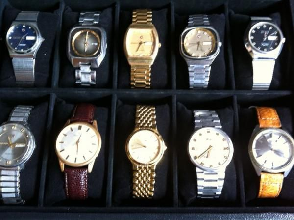 Watches from Collection