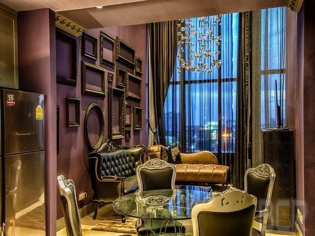 The Emporio Place Luxury Condo Renovated 1 Bedroom Duplex Unit