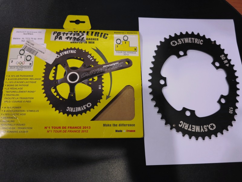 Chain Ring Osymetric 50/130
