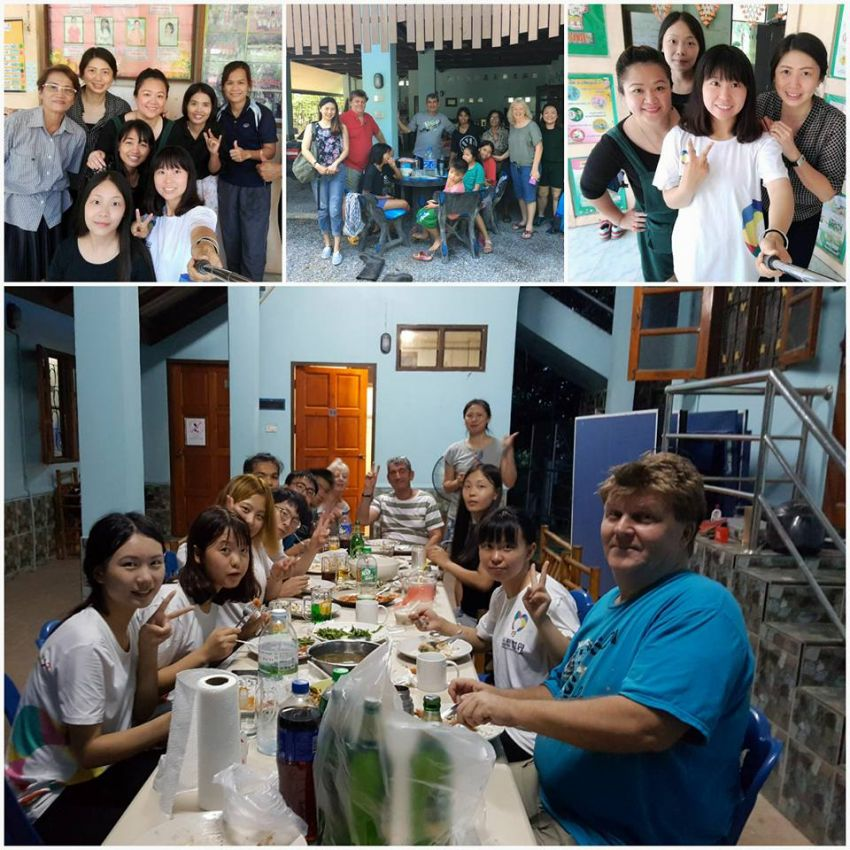 Volunteer in Thailand with local families