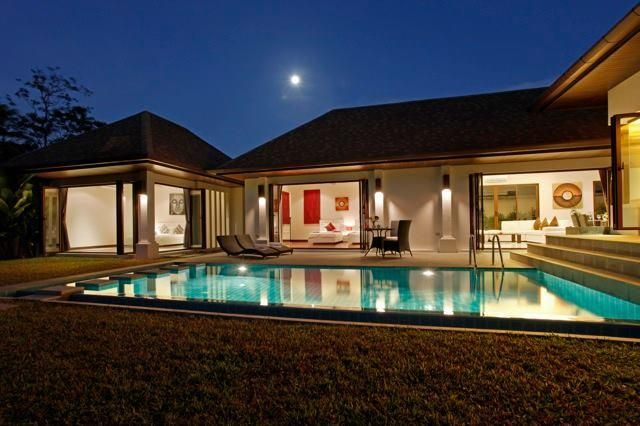 Beautiful 3 bed pool villa for sale