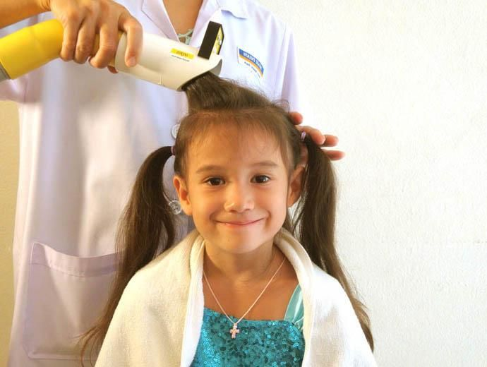 Head Lice Experts in Chiang Mai