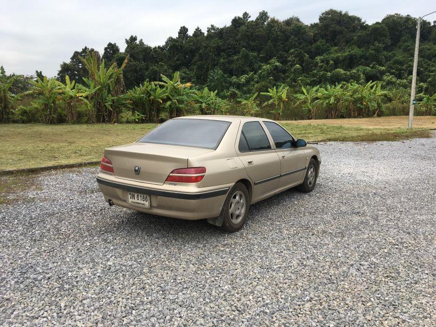 2003 Peugeot 406 2.0 16v Automatic