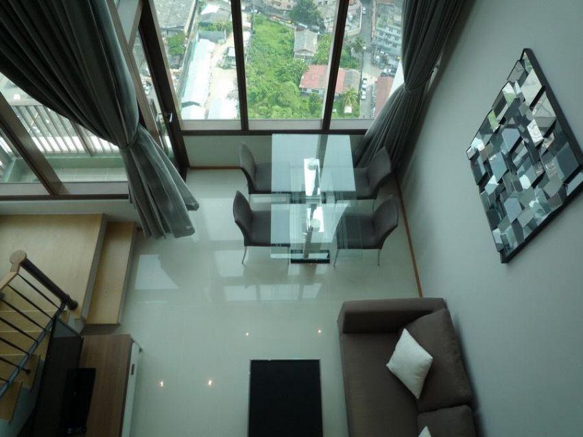 The Emporio Place 1 Bedroom Duplex High Floor for rent