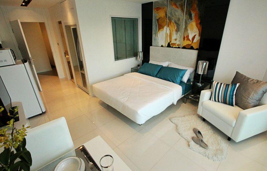 Studio room at Central Pattaya 3rd Road