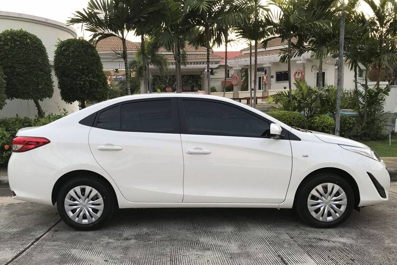 Toyta Yaris Ativ for rent - 3xx ฿/day‎ (Monthly)