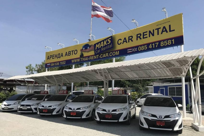 Toyta Yaris Ativ (2018-2019) for rent