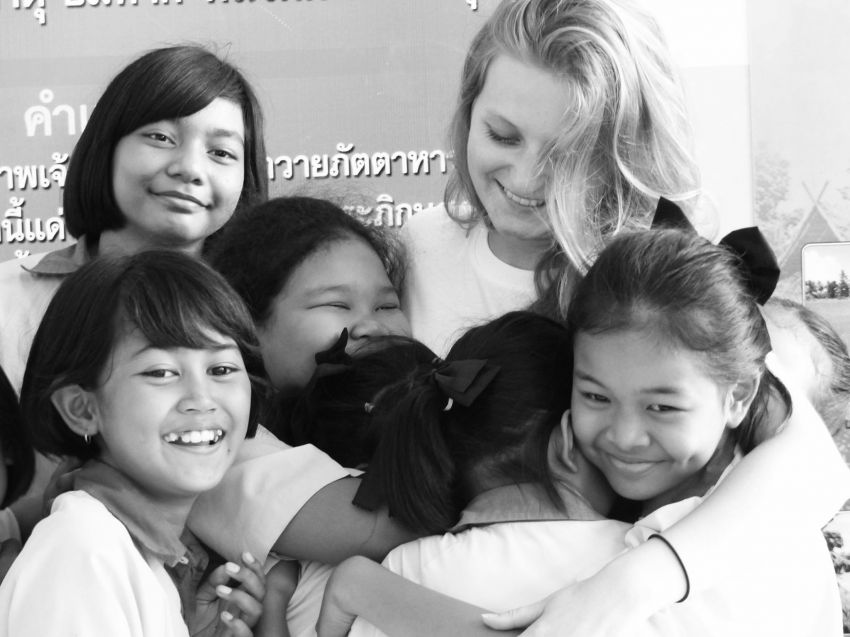 Volunteer in Thailand Temple Schools