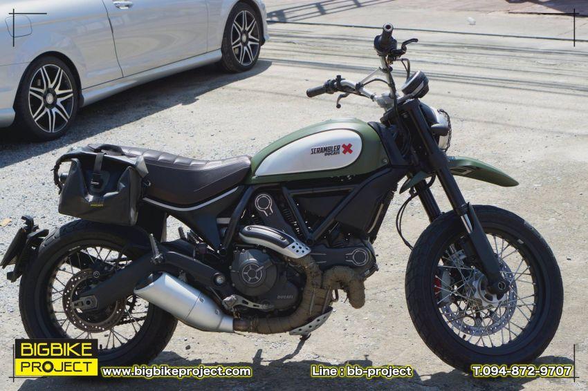 For sale Ducati Scrambler Enduro model 2015
