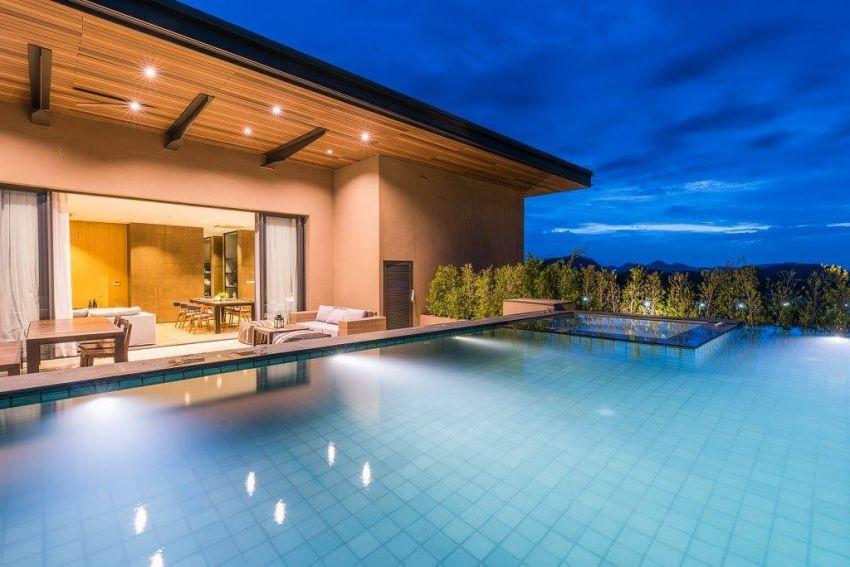 Khao Yai Atta Private Pool Penthouse