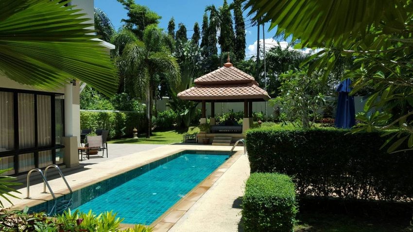 4 Bed, 4 Bath Villa for Sale, Laguna + Golf membership