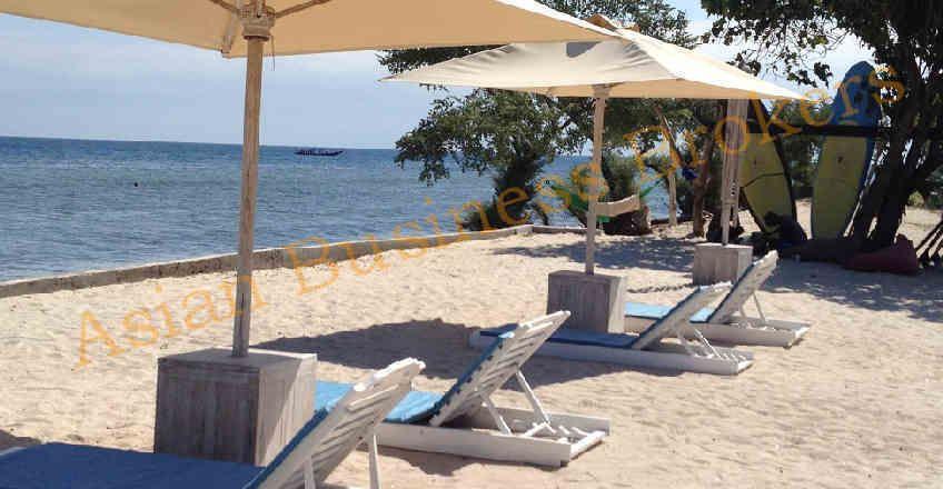 3404004 Beachfront Investment Mansion Gili Trawangan