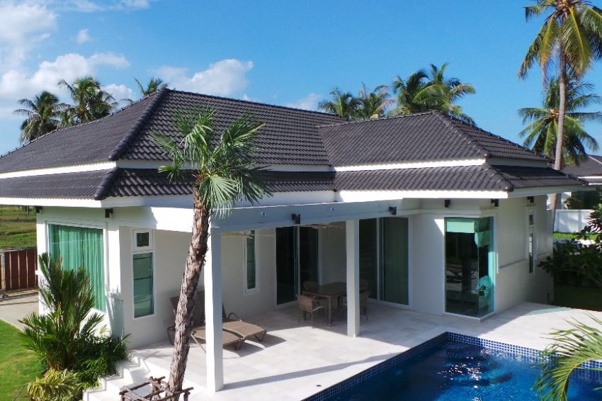 Villa Jasmin 3 bedroom  2 Bathroom Dolphin bay Sam Roi Yot