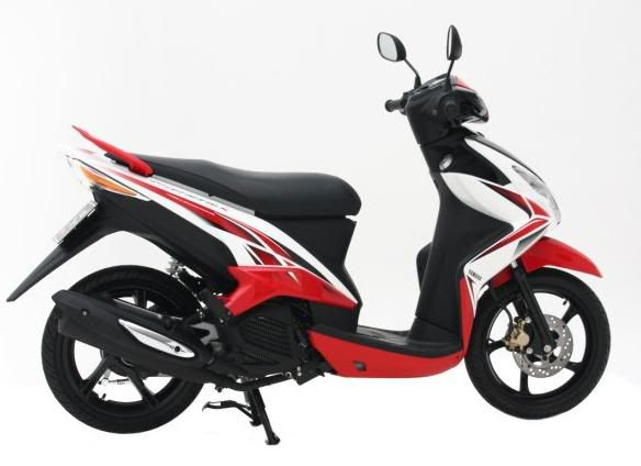 Motorbike for rent 2500 THB / month
