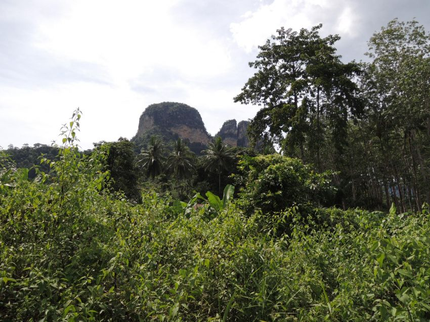 584sq.m Chanote Land in Quiet and Scenic Area of Ao Nang