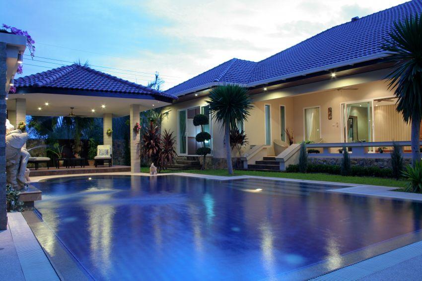 Beautiful 4 Bedroom Pool Villa