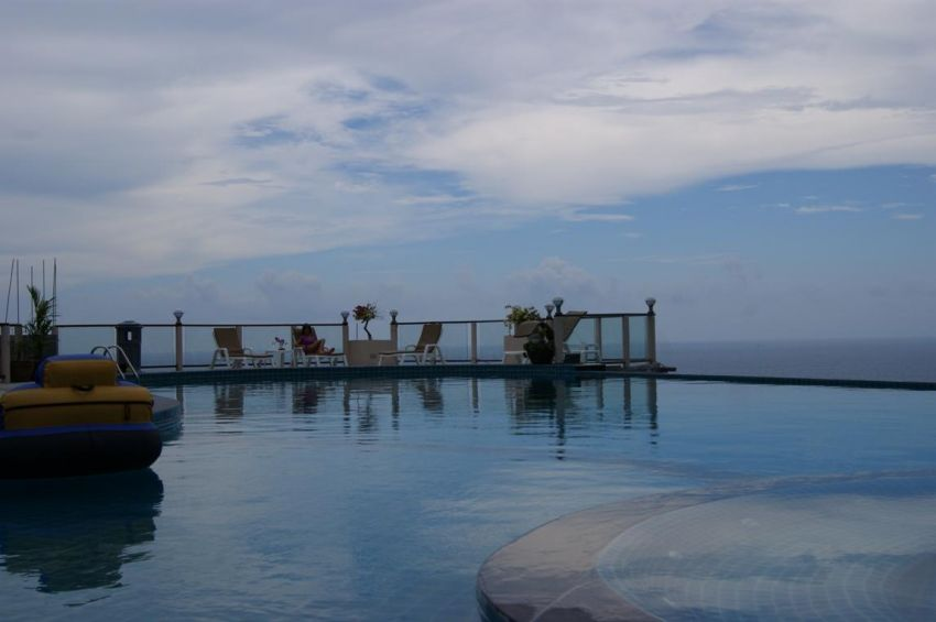 Land With 180 Degree Ocean View/ Sw.pool