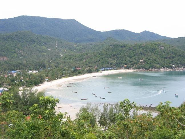 Stunning View of Thong Nai Pan Yai
