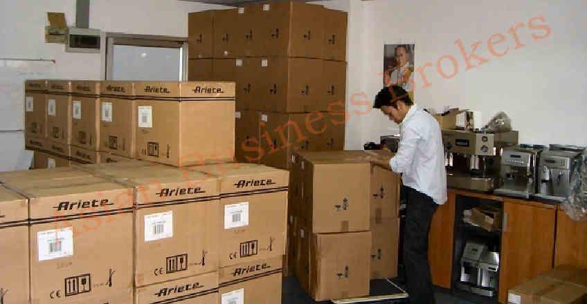 0149008 Coffee Machine Wholesale Business for Sale Bangkok